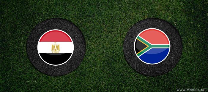 مصر وجنوب افريقيا بث مباشر