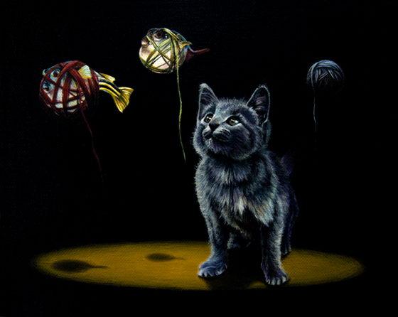 Bizarre Animal Paintings-1
