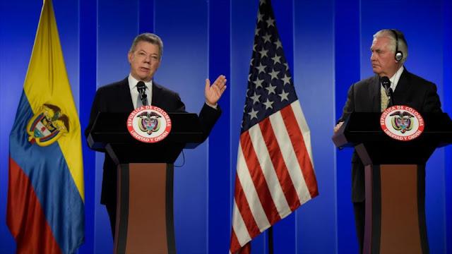 Santos pide a EEUU actuar ante 'régimen dictatorial' de Venezuela