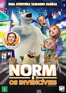 Norm e Os Invencíveis - HDRip Dublado