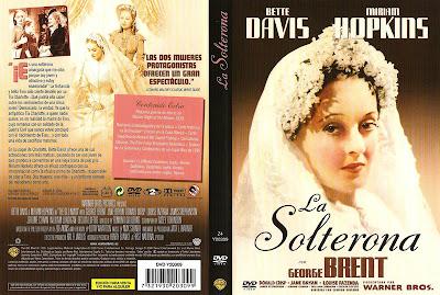Cver, dvd, carátula: La Solterona | 1939 | The Old Maid