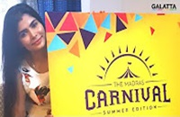 Chinmayi Welcomes Pet Lovers to The Madras Carnival