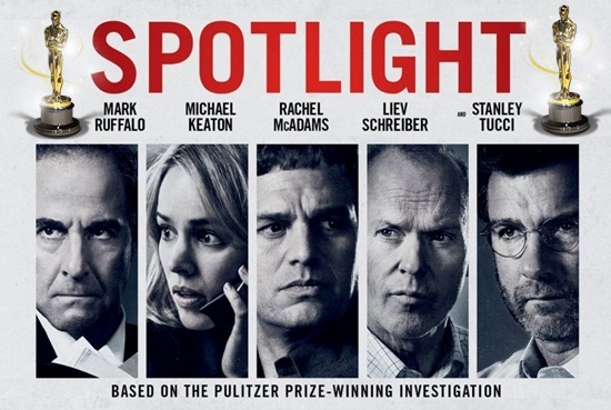Castigatorii Oscar 2016