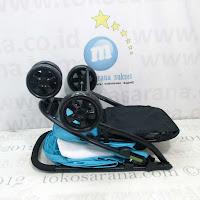 BabyDoes CH463 Three LightWeight Baby Stroller