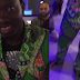 FRENCH MONTANA TEASES MICHAEL BLACKSON OVER ANKARA OUTFIT