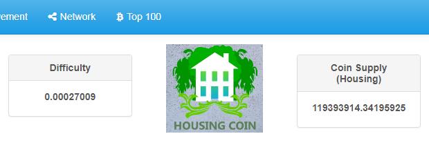 Housing staking pos