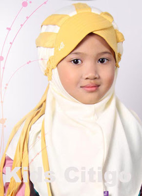 Jilbab Rabbani Anak