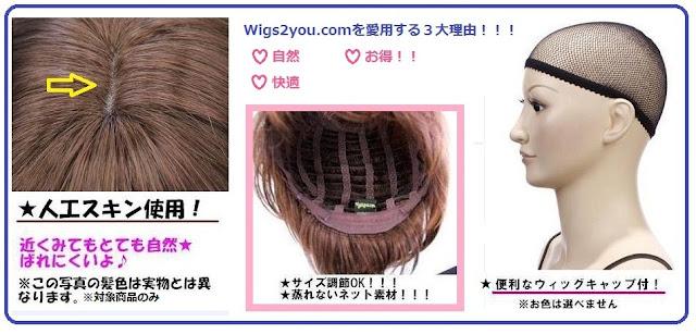 ekiBlog.com: Wig from Wigs2you.com