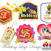 Indian Wedding Logo Design PNG Formats भारतीय वैवाहिक लोगों डिजाईन