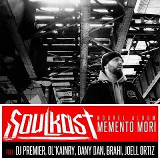 Soulkast - Memento Mori (2014) Flac+320