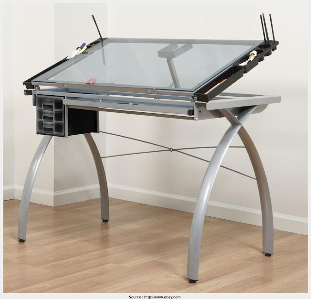 Best Drafting Table With Light 2017