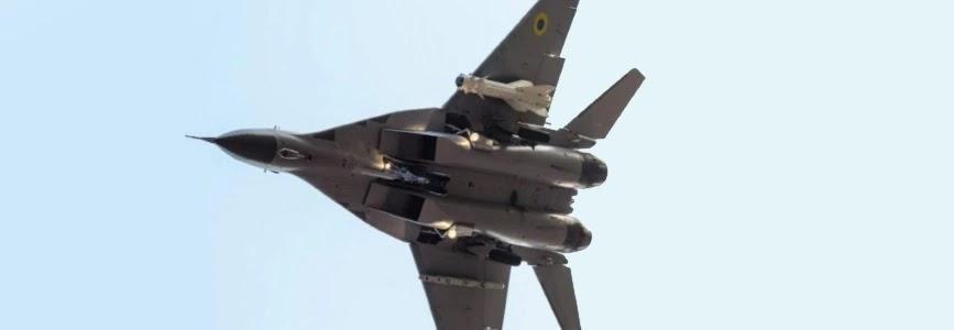 Пуски ракет Х-29 модернізованим літаком МіГ-29МУ2 (ВІДЕО)