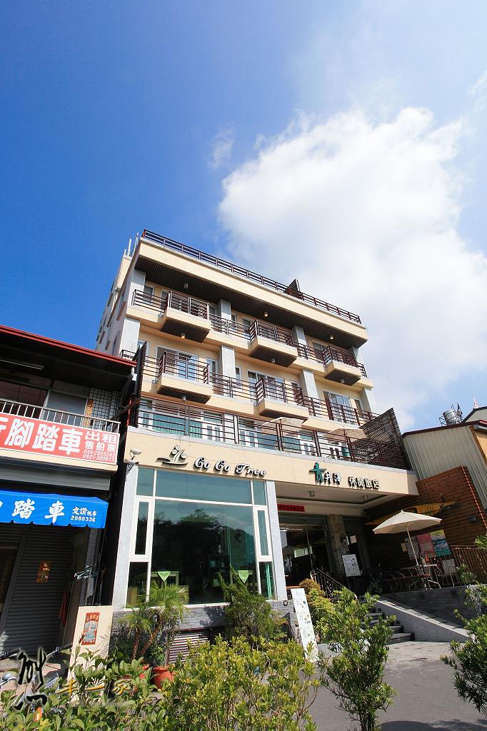 青井澤休閒旅店|可可樹巧克力工坊