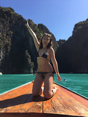 5 week itinerary to Thailand