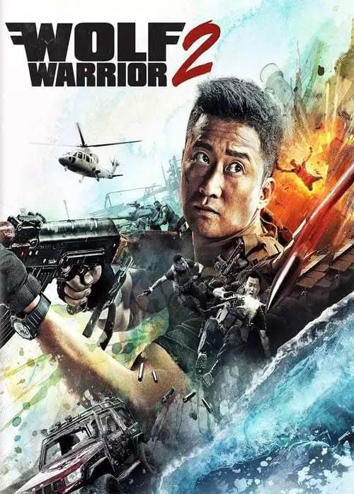 Wolf Warrior 2 [2018] [DVDR] [NTSC] [Latino]