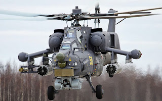 MIL Mi-28 Night Hunter