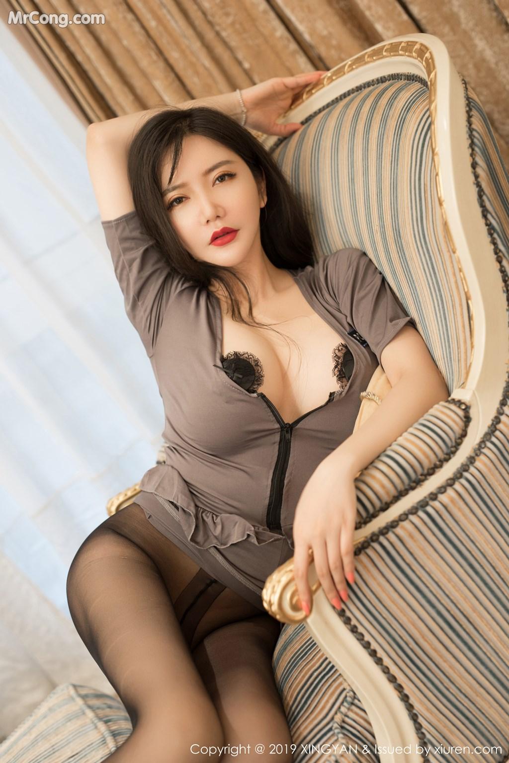 Image XingYan-Vol.123-MrCong.com-010 in post XingYan Vol.123: 心妍小公主 (47 ảnh)
