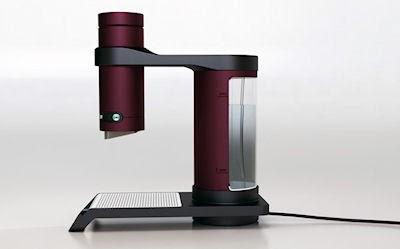 The Presurfer Minimalist Coffee Machine