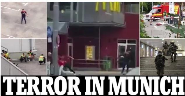 Λουτρό αίματος στο Μόναχο! Νεκροί και δεκάδες τραυματίες από επίθεση ενόπλου σε εμπορικό κέντρο