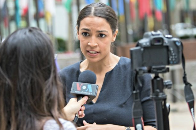 Ocasio-Cortez Accuses GOP of 'Drooling' over Her Mistakes