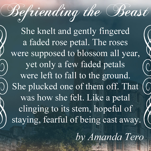 Befriending the Beast by Amanda Tero