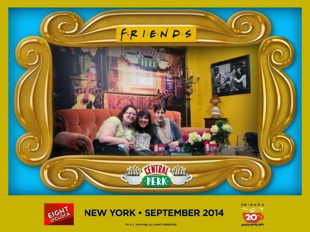 Photo souvenir Central Perk à New York