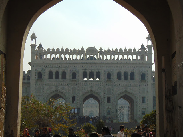 bada imambada entrance