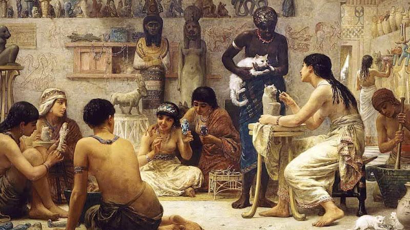 #761 18 Mitos del Antiguo Egipto