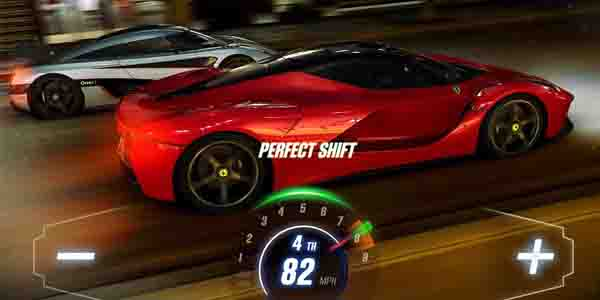 CSR Racing 2 v1.10.2 Mod Apk+Data Obb Terbaru