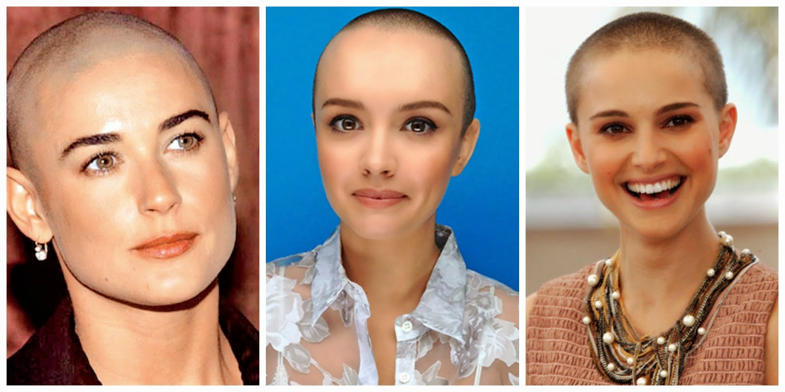 Actresses Who Have Shaved Their Head For A Role