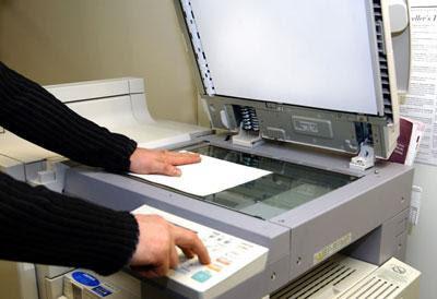 máy photocopy hoạt động như thế nào