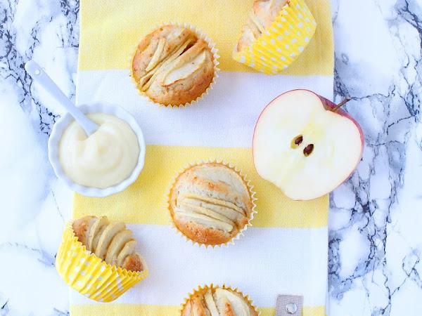 Muffins vegani alla mela
