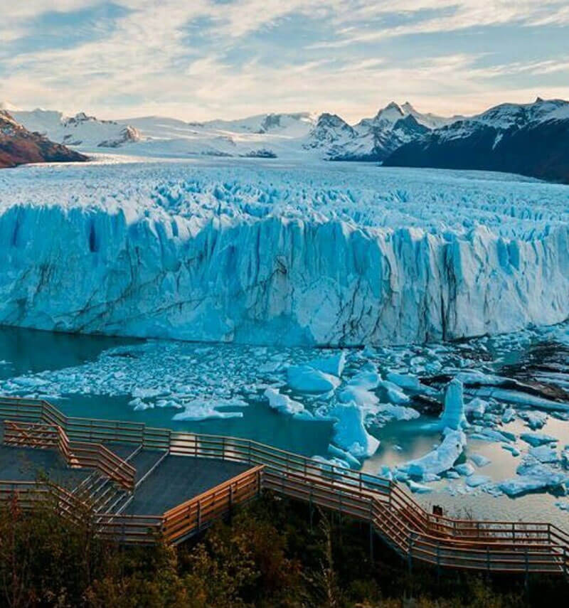 32 Stunning Places on Earth You Should Visit Before You Die - The Perito Moreno Glacier, Argentina