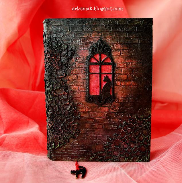 Gothic notebook