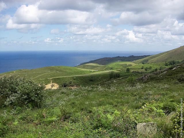 Monte Jaizkibel  País Vasco Euskadi mirador