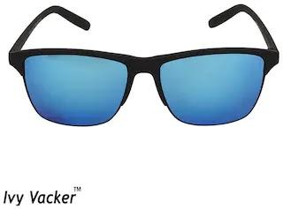 da2937622278a PRODUCT  Ivy Vacker Blue Mirrored Wayfarer Sunglasses