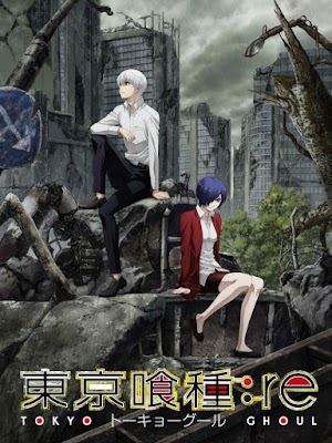 Tokyo Ghoul:Re S2 (11/??) | Carpeta contenedora | Sub español | Mega