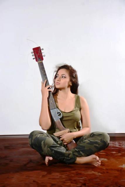Sri Lankan Actress Udari