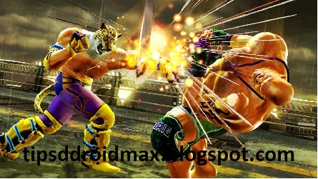 Download Tekken 6 USA