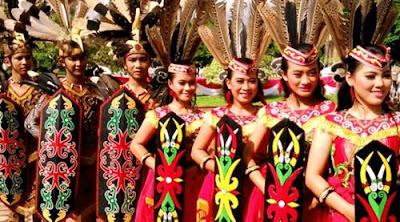 16+ Lagu Tempat Kalimantan Tengah Dan Lirik Lagunya [Terlengkap]