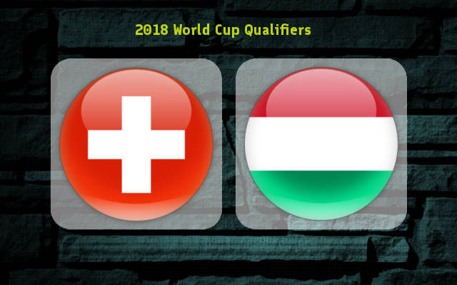 Switzerland vs Hungary Full Match & Highlights 7 October 2017