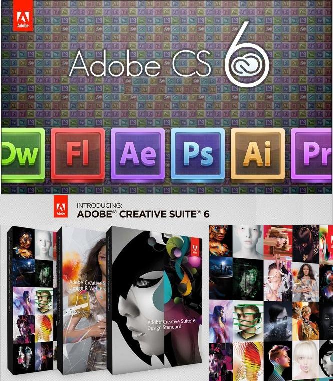 Baixando Tecnologia: Adobe Creative Suite 6 Master