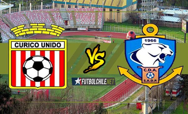 Curicó Unido vs Deportes Antofagasta