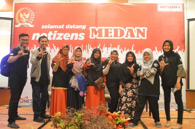 Blogger Medan Mpr-ri FLP Medan