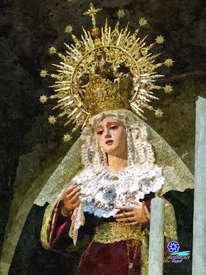Sevilla - Soledad de San Ildefonso - Juan de Astorga 1843