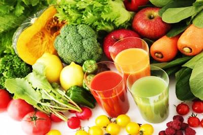 Makanan dan Minuman Sehat