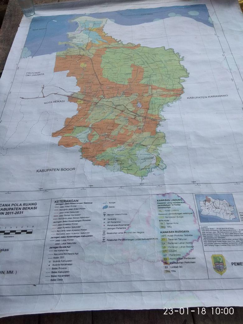 Jual Baja Ringan Di Ciledug Rumah Type :29/84 M2 (hook) Perumahan Cijinga, Desa ...
