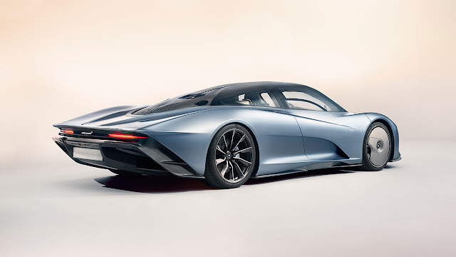 McLaren Speedtail - The next chapter in McLaren's Ultimate Series