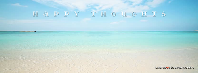 Happy Thoughts Facebook Covers - Weheartcovers.com