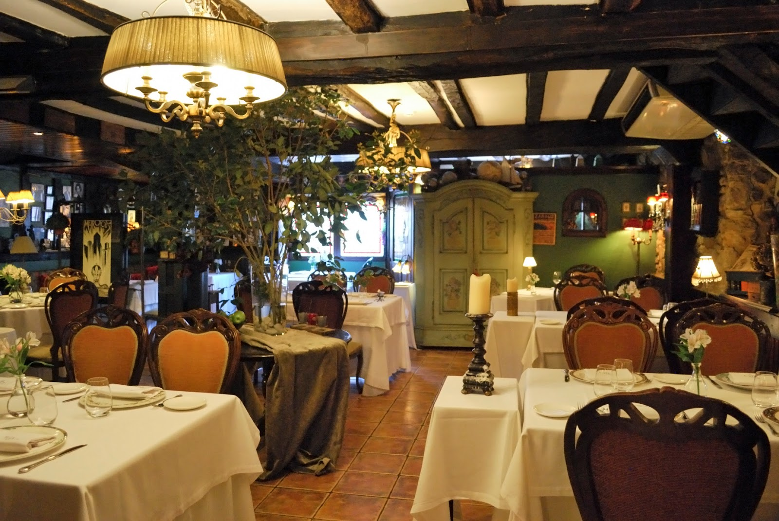 restaurante otzarreta zarautz san sebastian